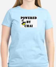 Powered by Chai: T-Shirt