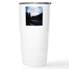 eelriveralloverprintwom Travel Mug