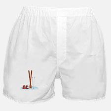 Ski Gear Boxer Shorts