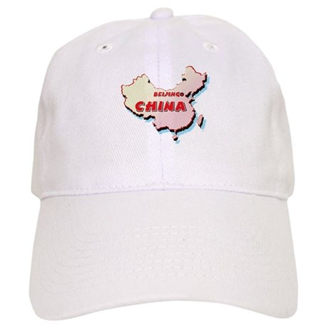 China Map Cap