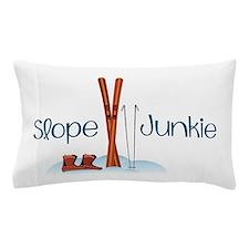 Slope Junkie Pillow Case