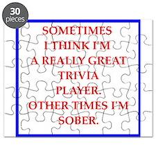 trivia Puzzle