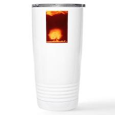 First atomic explosion  Travel Mug