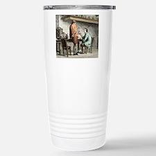 Halle and von Humboldt, Travel Mug