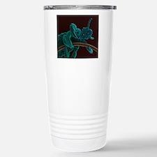 Head louse, SEM Travel Mug