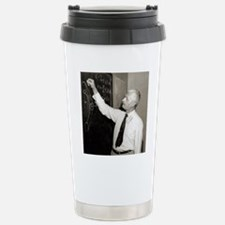 Hermann Oberth, German  Travel Mug
