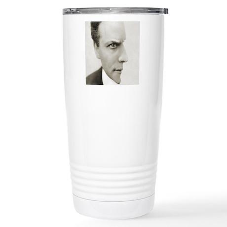 Houdini Optical Illusio Stainless Steel Travel Mug