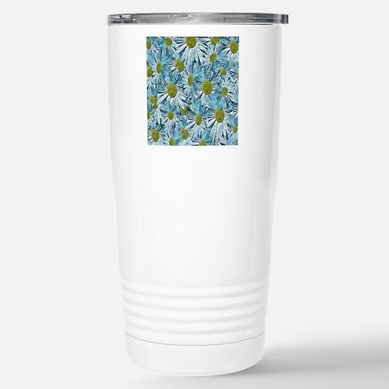 Daisy Beauty Stainless Steel Travel Mug