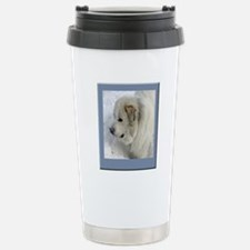 Great Pyrenees Thermos Mug