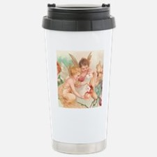 ca_snowflake_ornament_6 Stainless Steel Travel Mug