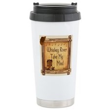 Country Music Coaster Stainless Steel Travel Mug