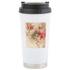 Cupid Angel 3 Travel Mug