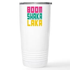BOOMSHAKALAKA Travel Mug