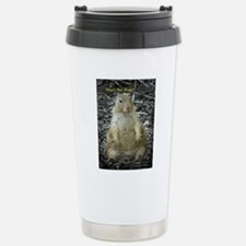 Hows the Diet? Stainless Steel Travel Mug