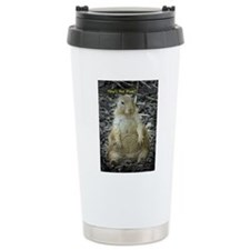 Hows the Diet? Travel Coffee Mug