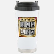 Gettysburg - Union Stainless Steel Travel Mug