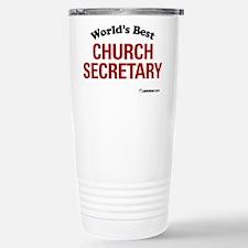 Best secretary Travel Mug