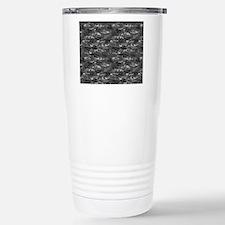 Skully Camoflage Travel Mug