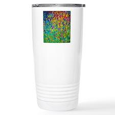 Rainbow Fields Travel Mug