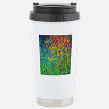 Rainbow Fields Travel Mug