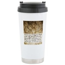 Pride and Prejudice Quo Travel Coffee Mug