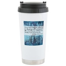 Pride and Prejudice Quo Thermos Mug