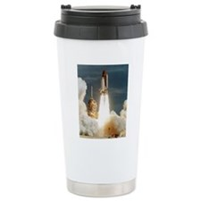Launch of shuttle missi Travel Mug