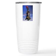 Lego humanoid robot kno Travel Mug