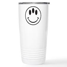 Third Eye Smiley Travel Mug