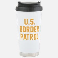 U.S. Border Patrol Travel Mug