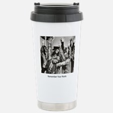 Hippies Remember Your R Travel Mug