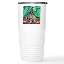 Fezzik in the Woods-1 f Travel Mug