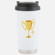 Trophy Cup  Stainless Steel Travel Mug