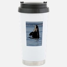Spy Hopping Orca Stainless Steel Travel Mug