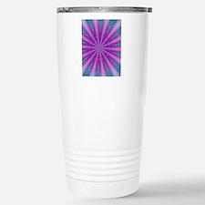 Fractalscope 01 Travel Mug