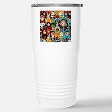 Matryoshka Stainless Steel Travel Mug