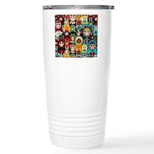 Matryoshka Travel Coffee Mug