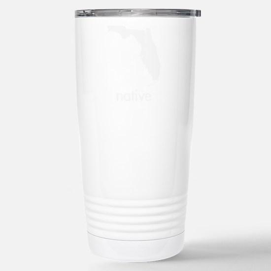 Native Stainless Steel Travel Mug
