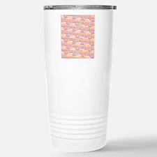 YW Values Colored on Li Travel Mug