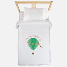 Up...up... and Away Twin Duvet