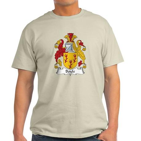 Boyle Light T-Shirt
