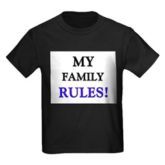 My FAMILY Rules! T
