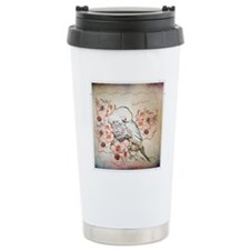 Parakeet Sweet Dreams D Travel Coffee Mug
