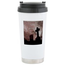Saint Michael the Archa Travel Mug