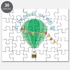 oh, the places you may go Puzzle