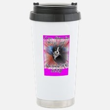 Izzy Stainless Steel Travel Mug