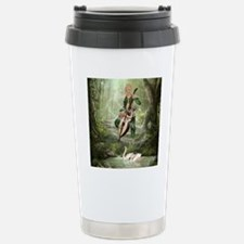 tef_round_coaster Travel Mug