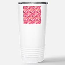 pinkflamingo_4032 Stainless Steel Travel Mug