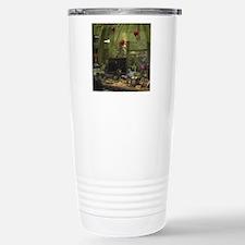 battlefield on desk Travel Mug