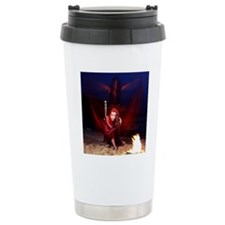 Dancing Spirits Travel Coffee Mug